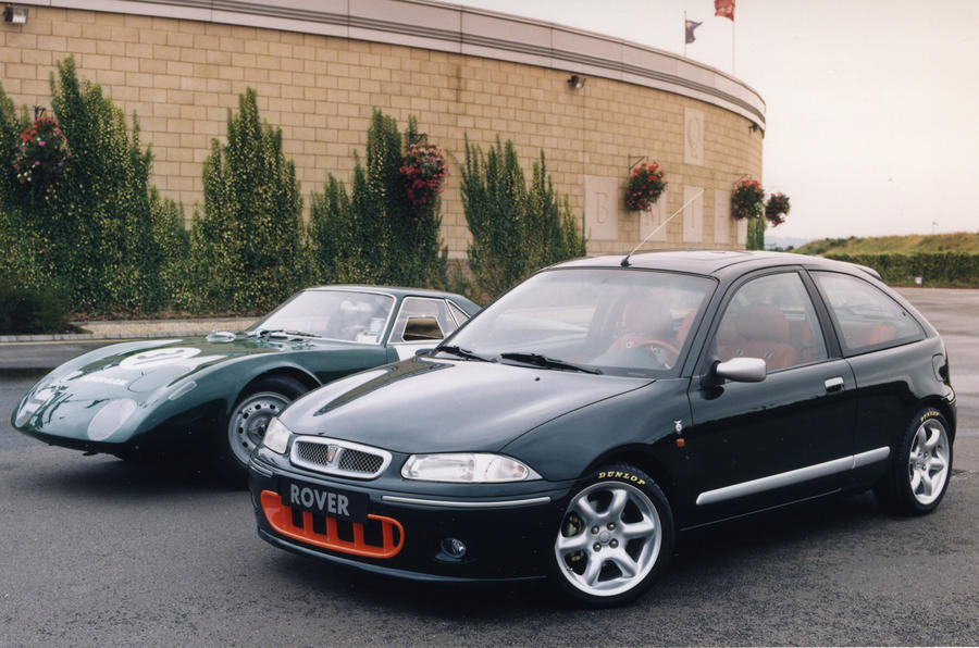 The Rover 200 BRM LE can be found on the used car market for less than £1000