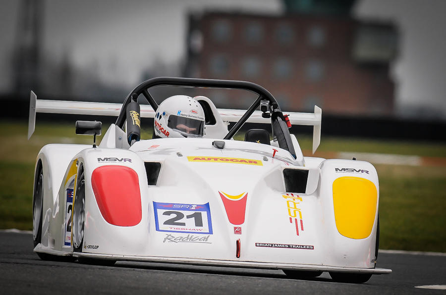 Festival Of Speed >> Autocar goes racing in a Radical   Autocar