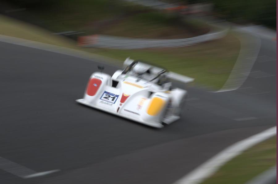 Radical SR1 Cup race diary: a first major crash at Oulton Park | Autocar