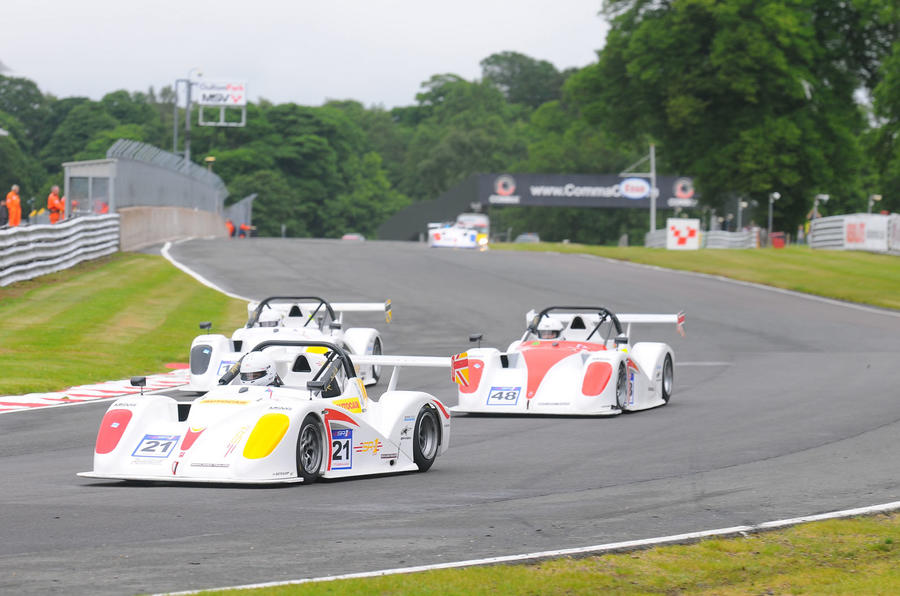 Radical SR1 Cup race diary: a first major crash at Oulton