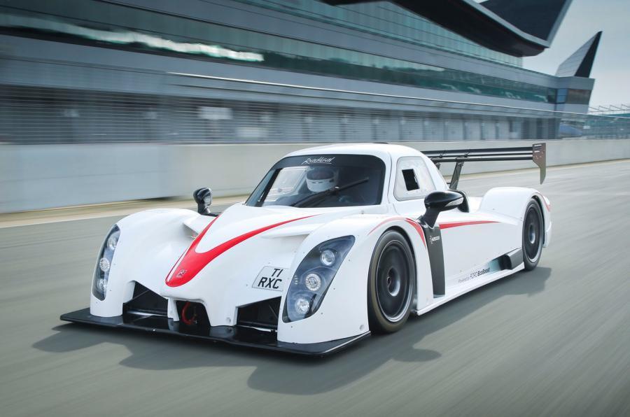 Radical RXC500 on course to smash Nürburgring record