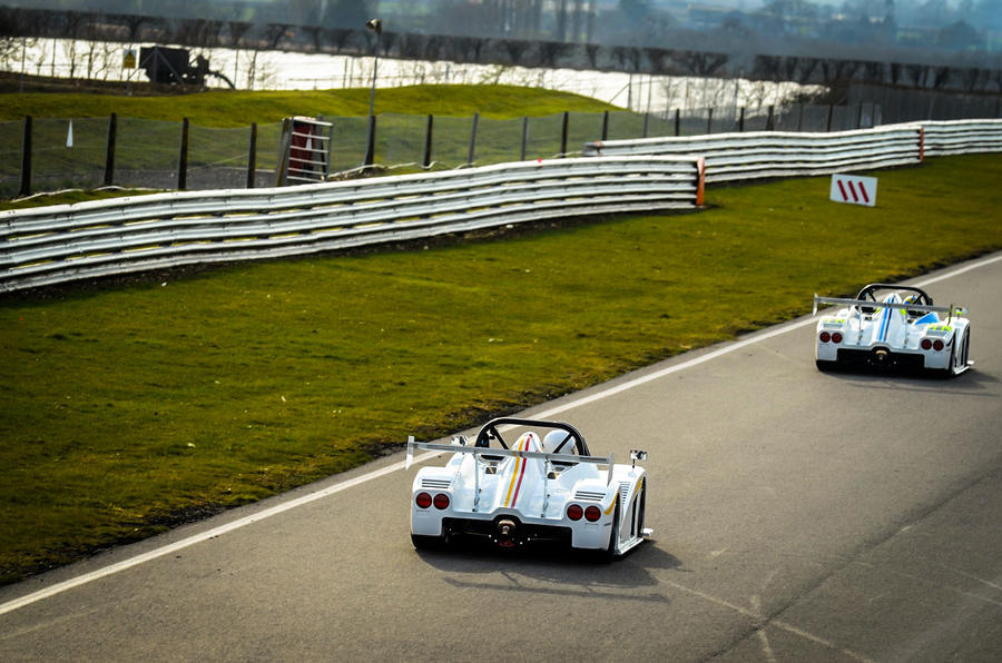 Autocar is going racing in the Radical SR1 Cup | Autocar