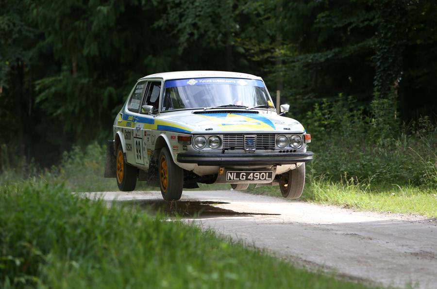 Goodwood Festival of Speed 2017: rally stage gallery | Autocar