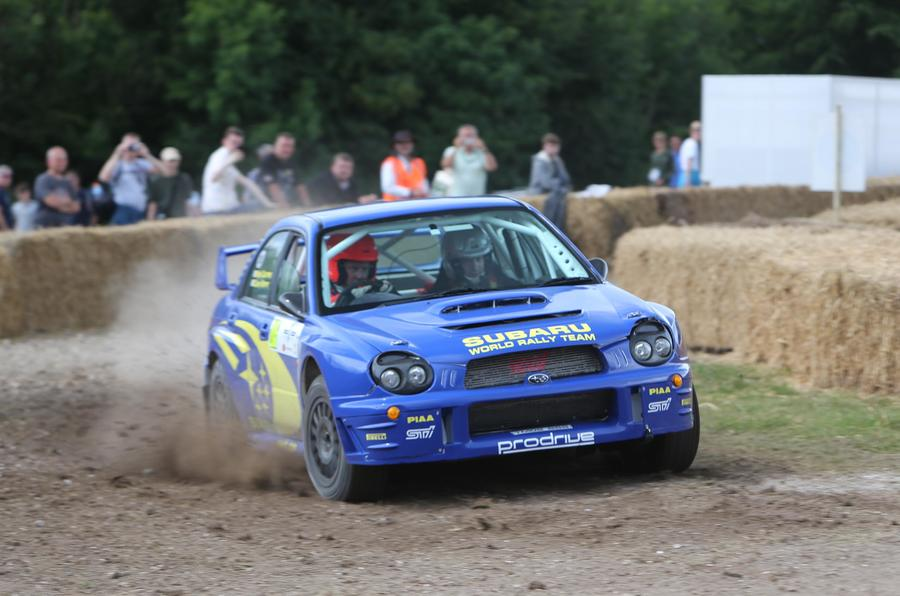 Goodwood Festival Of Speed 2017 Rally Stage Gallery Autocar