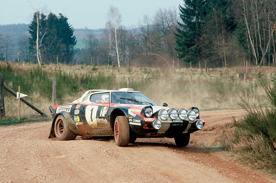 Throwback Thursday 1982: is the Lancia Stratos still the fastest ...