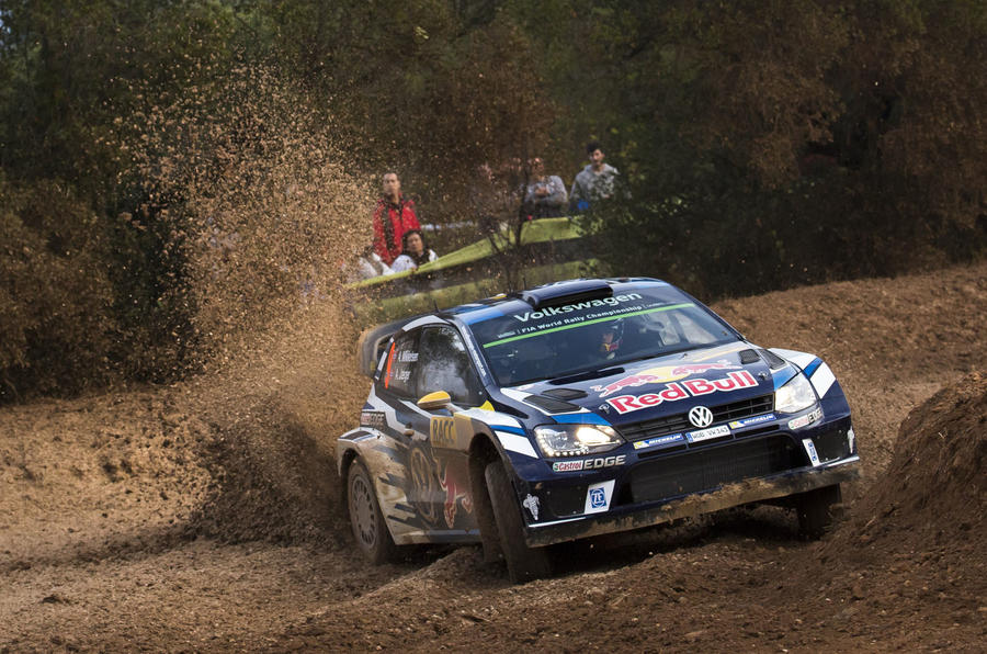 Volkswagen Rally GB