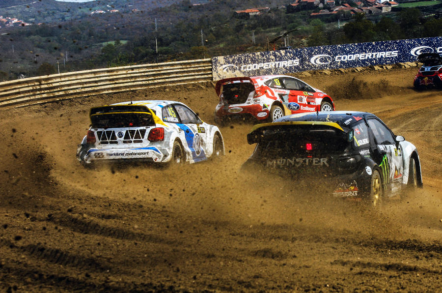 Rallycross 2016