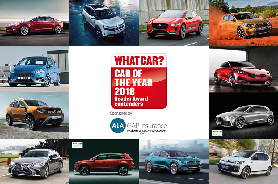 What Car? Reader Award voting opens today