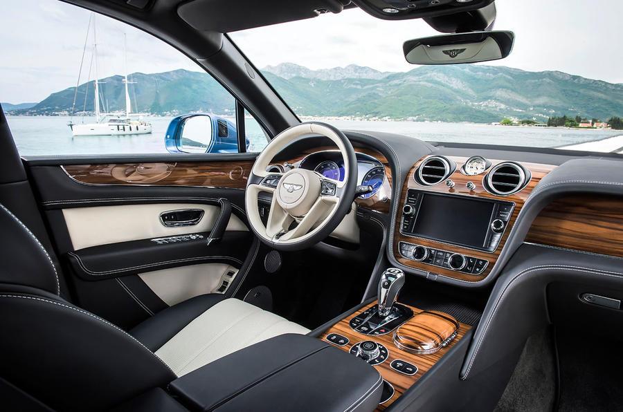 Bentley goes diesel with Bentayga
