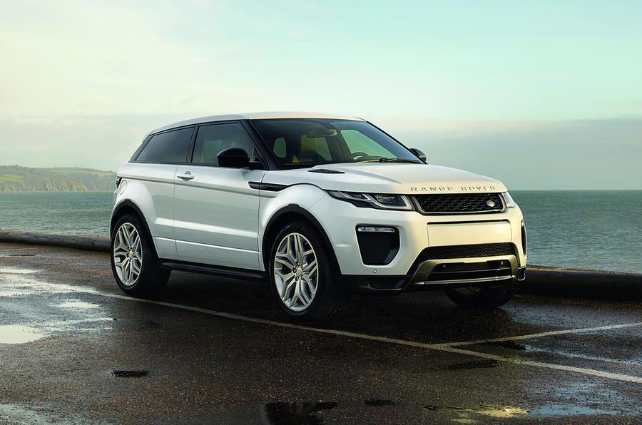 2016 range rover evoque pricing revealed autocar. Black Bedroom Furniture Sets. Home Design Ideas