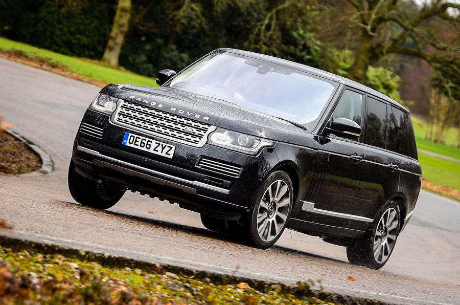 range rover 3 0 tdv6 vogue se 2017 review autocar. Black Bedroom Furniture Sets. Home Design Ideas