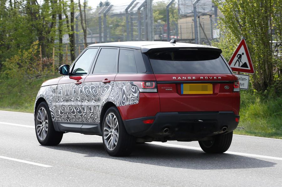 2017 Range Rover Sport To Get A Revised Nose Autocar
