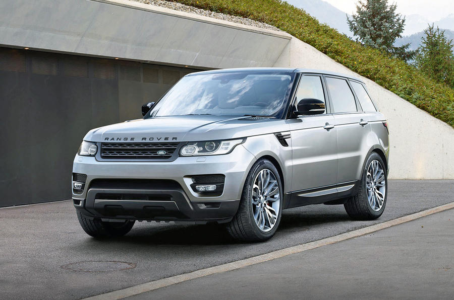 range rover and discovery sport to get hybrid power autocar. Black Bedroom Furniture Sets. Home Design Ideas