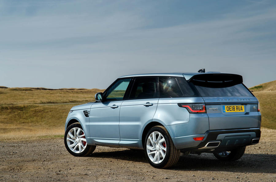 2019 Land Rover Range Rover Sport: PHEV Version, Changes, Price >> Range Rover Sport P400e 2018 Review Autocar