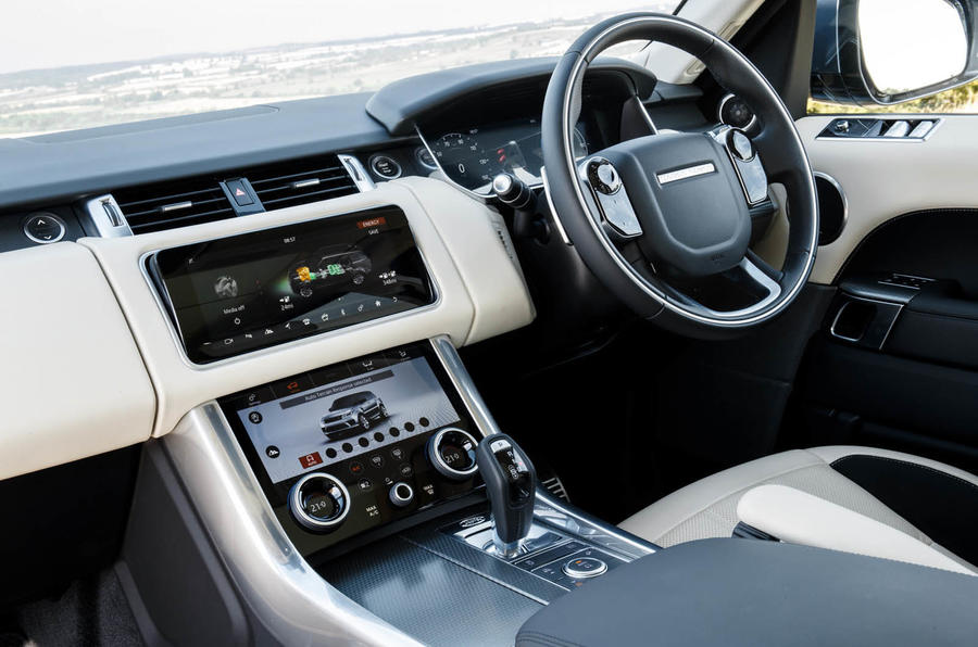 Range Rover Sport P400e 2018 review | Autocar