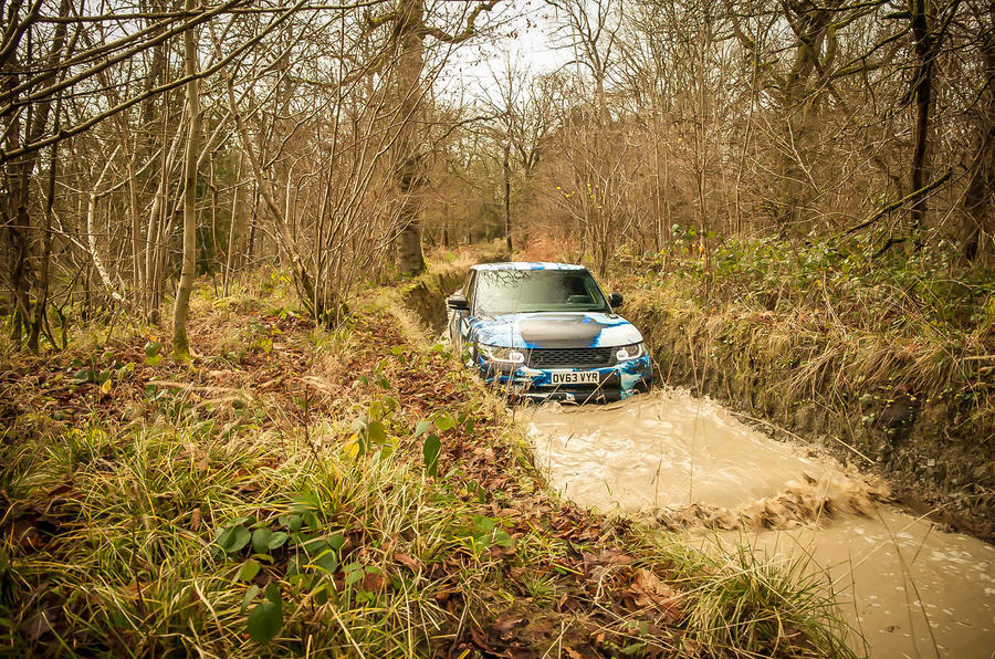 2015 Range Rover Sport Svr New Pictures And Passenger