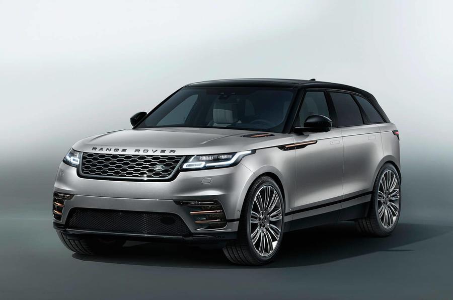 range rover velar concept