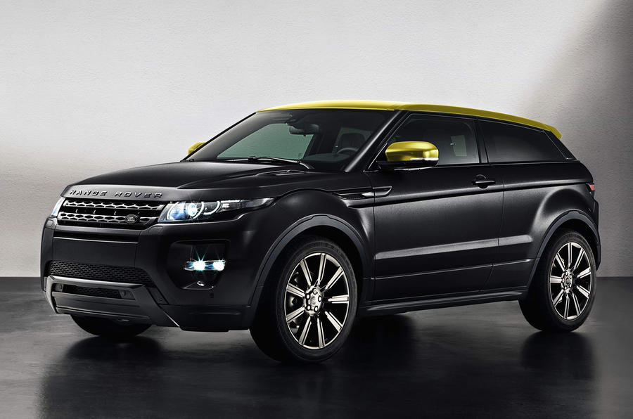 Range Rover Evoque three-door axed ahead of new model