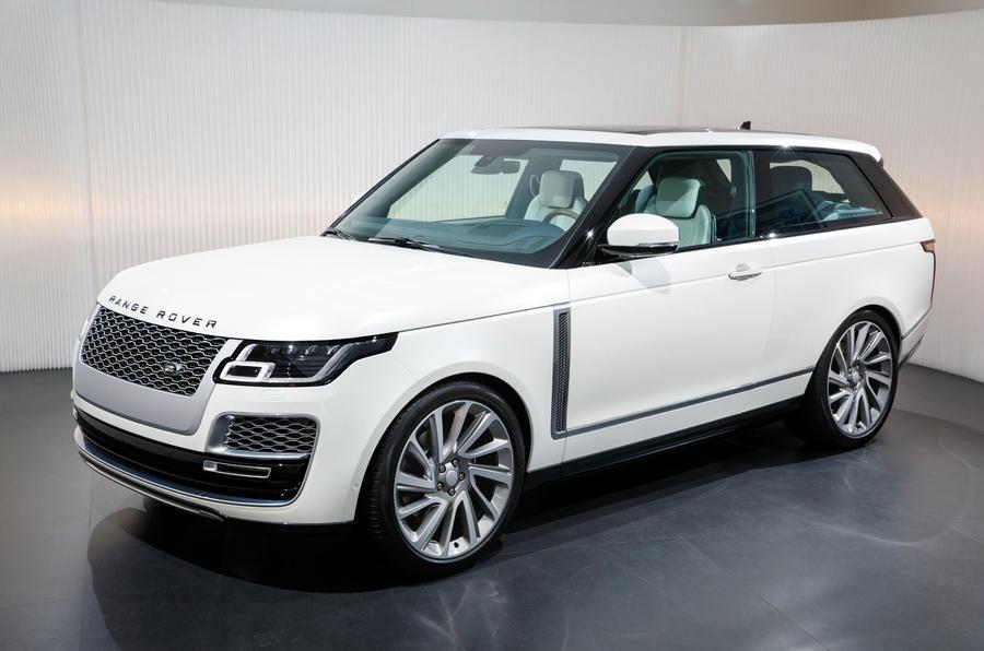 Land Rover Range Rover SV Coupé - front