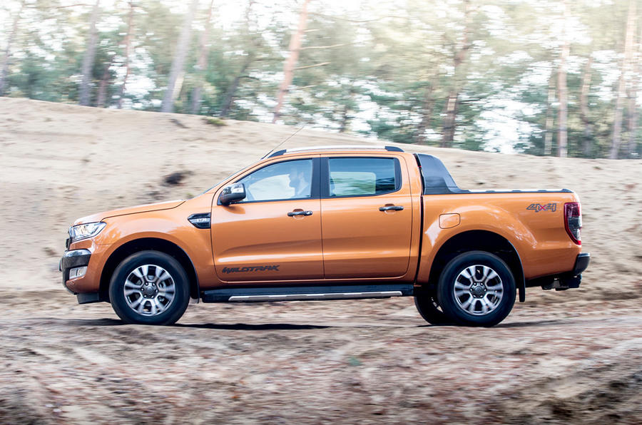 £32,270 Ford Ranger Wildtrak