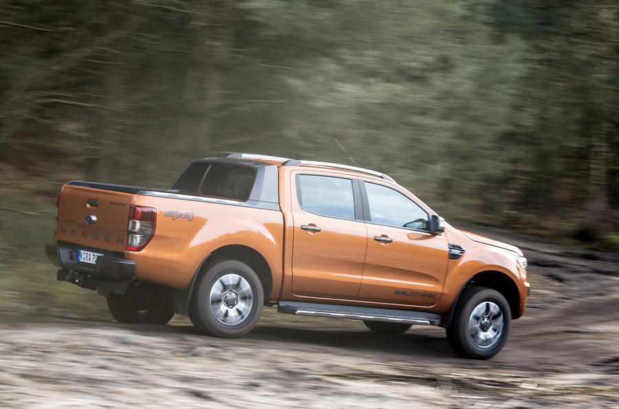 197bhp Ford Ranger Wildtrak