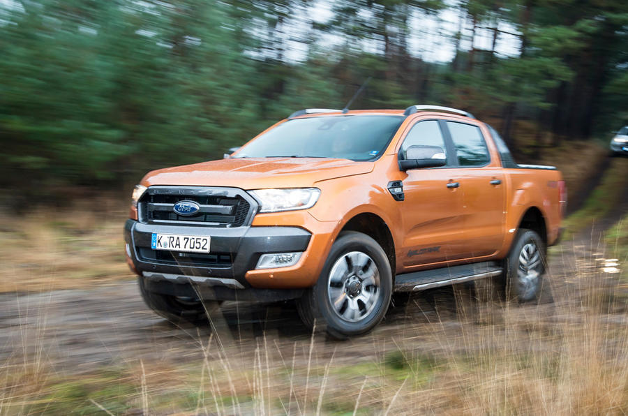 2016 ford ranger wildtrak review review autocar. Black Bedroom Furniture Sets. Home Design Ideas