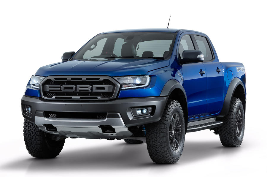Rugged new Ford Ranger Raptor priced at £48,775 | Autocar