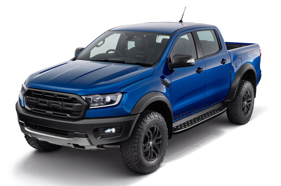 210bhp Ford Ranger Raptor confirmed for UK launch in 2019 | Autocar