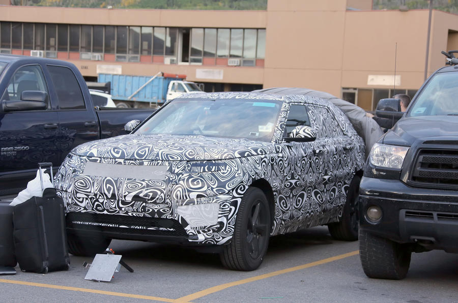 2017 Range Rover Sport Coupe Spotted On Video