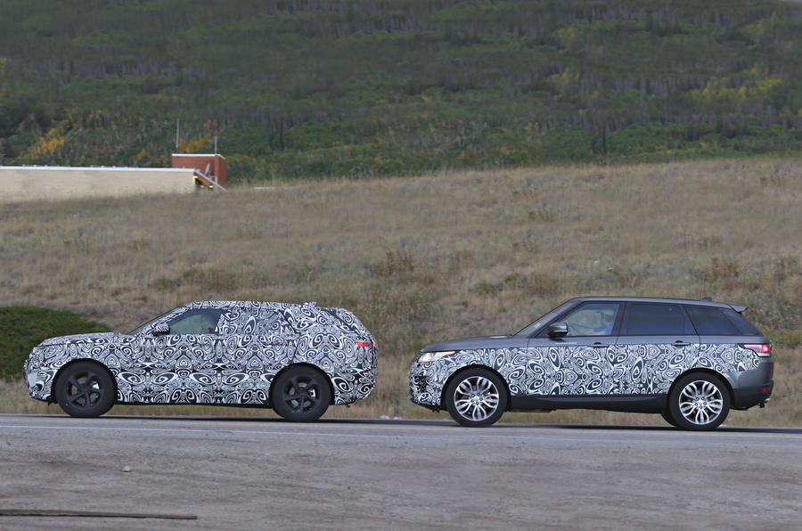 2017 Range Rover Sport Coupé spotted on video