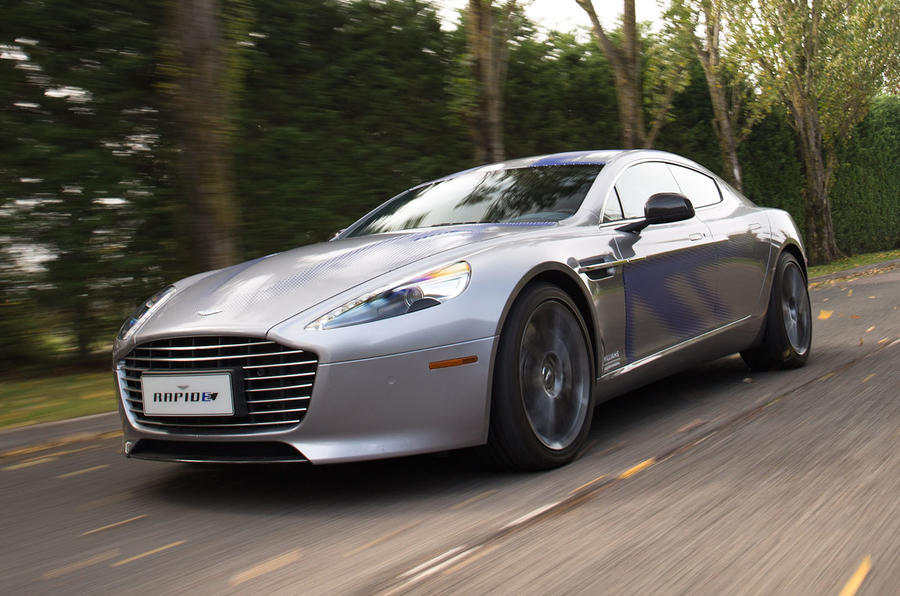 Aston Martin boss: Rapide E to target 'very different' customer to Model S