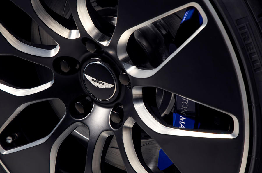 2019 Aston Martin Rapide E  - wheel