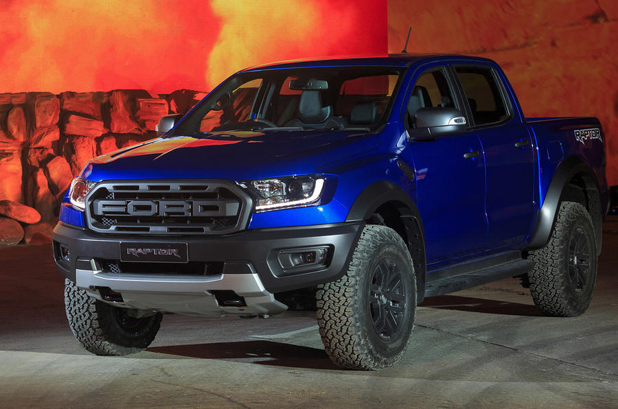 Rugged New Ford Ranger Raptor Priced At 48 775 Autocar
