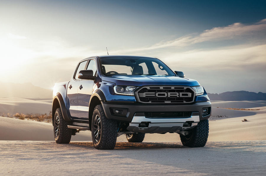 New Ford Truck >> Rugged New Ford Ranger Raptor Priced At 48 775 Autocar