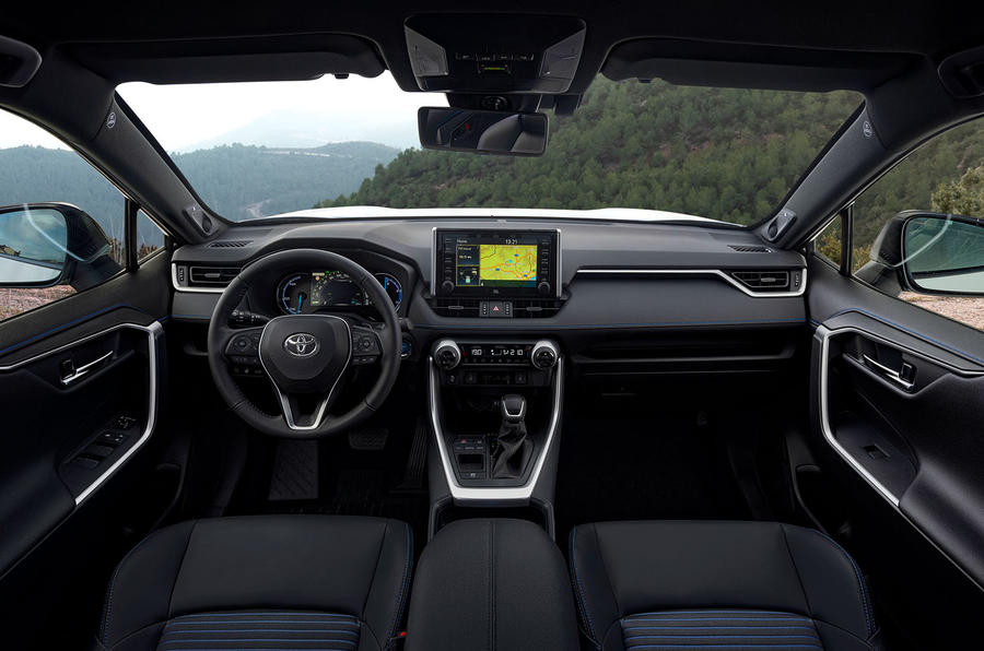 toyota rav4 dynamic fwd 2019 review autocar