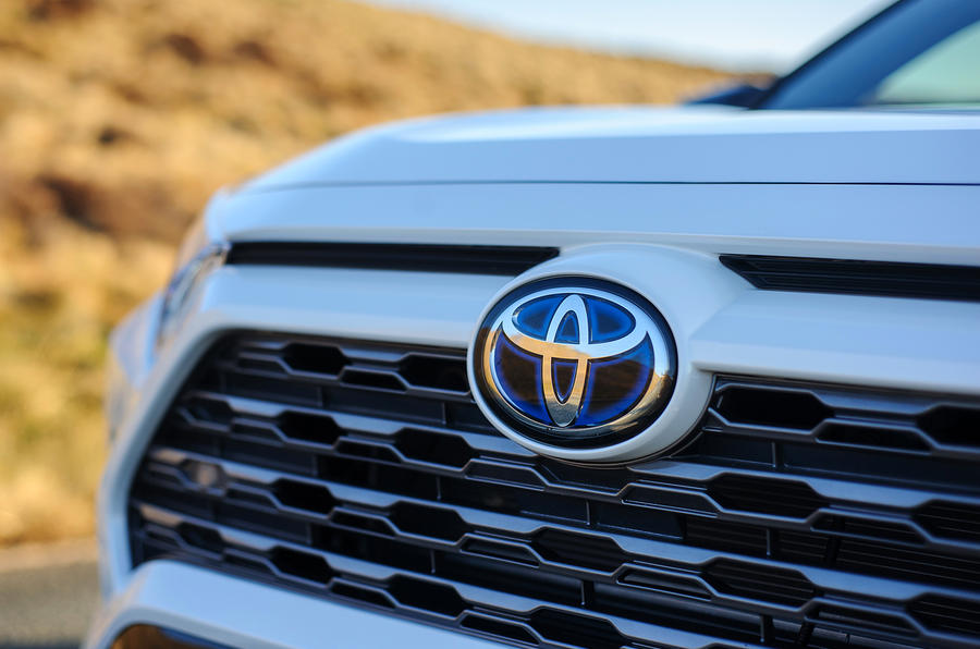 Toyota To Expand Uk Line Up With More Suvs Halo Cars Autocar