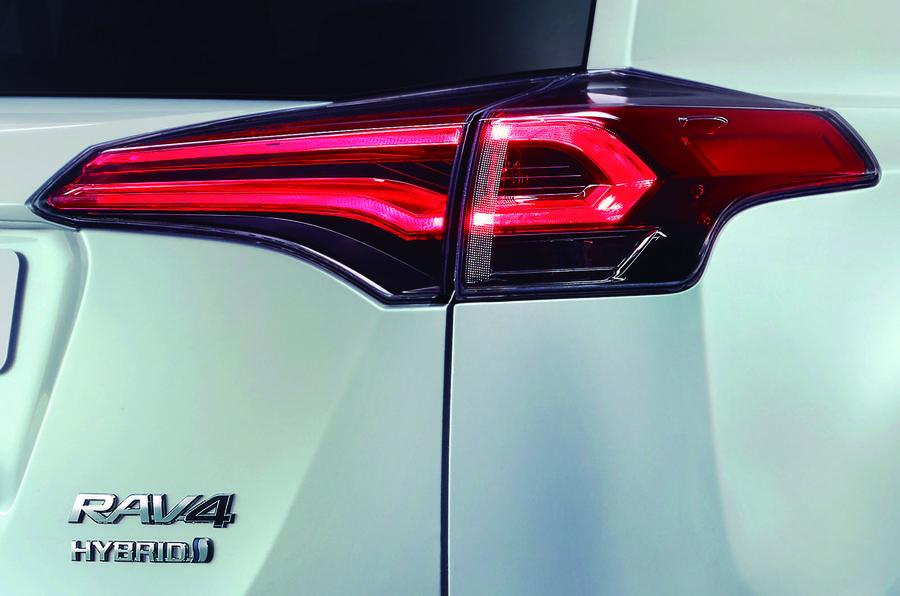 Facelifted 2015 Toyota RAV4 revealed in New York  Autocar