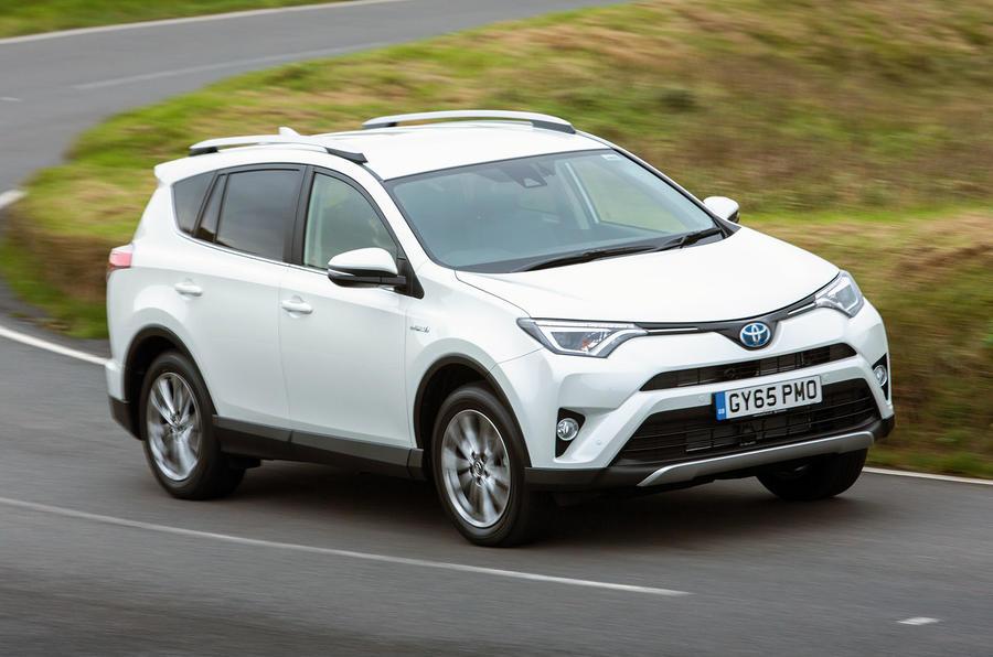 Rav4 hybrid 2016 reviews