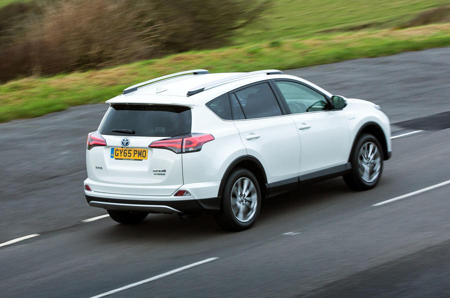 £30,795 Toyota RAV4 Hybrid