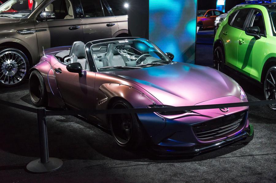 Rocket Bunny's Mazda MX-5