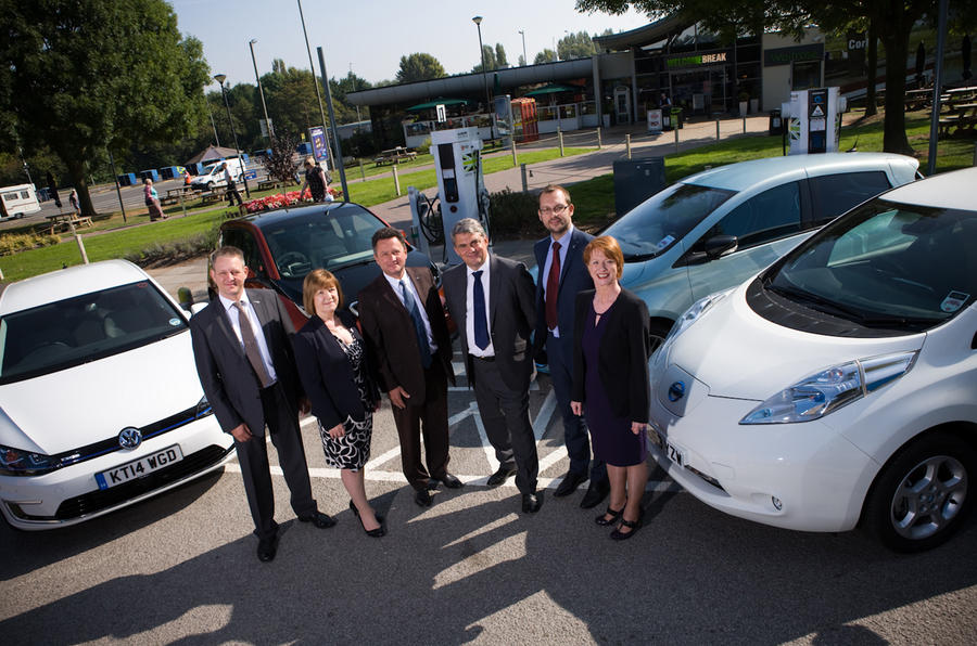 Rapid Charge Network