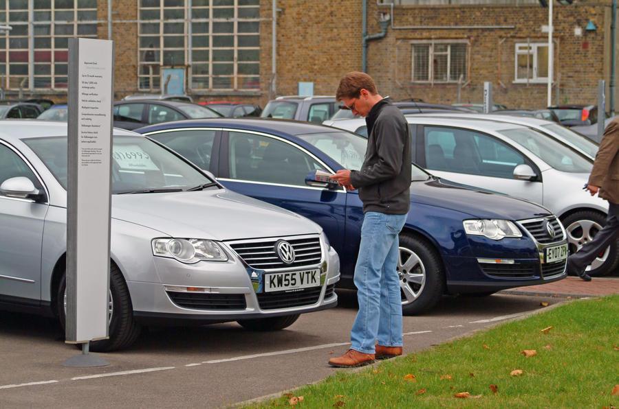 Dealership Volkswagen Passat