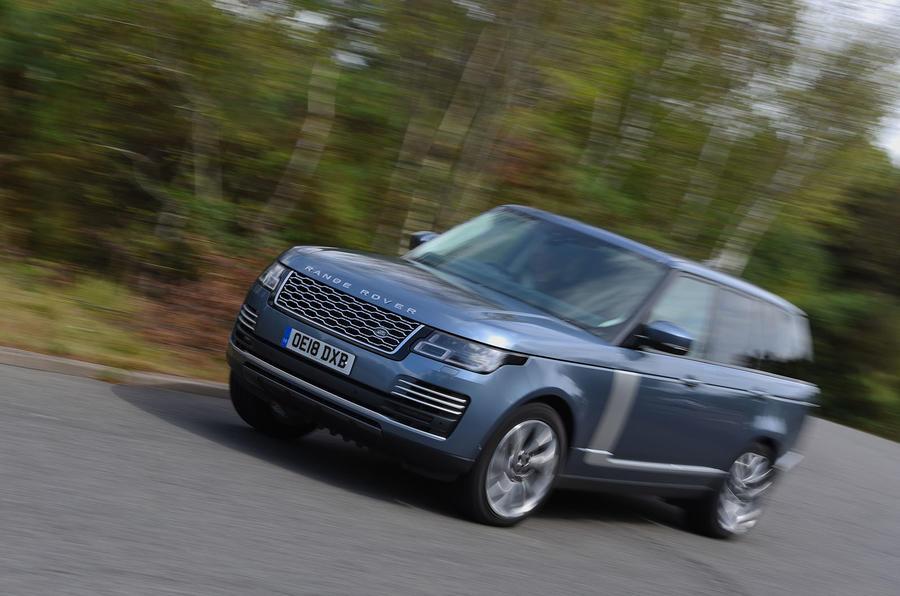 James Ruppert - readers questions Land Rover