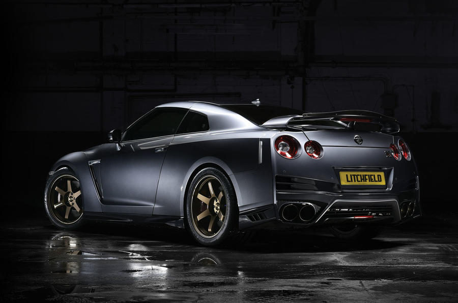 Litchfield LM20 Nissan GT-R launched with 666bhp