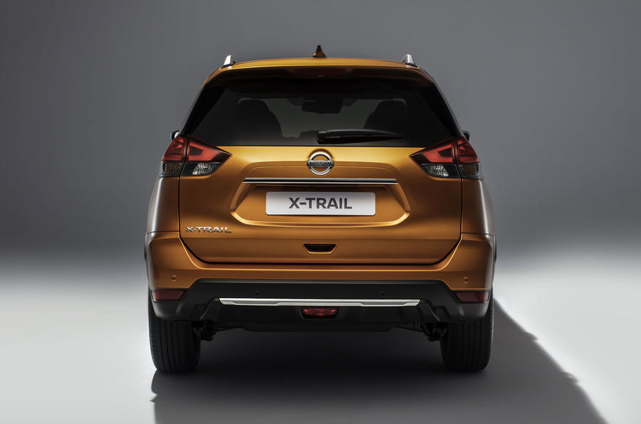 Nissan X-Trail facelift to gain new autonomous features