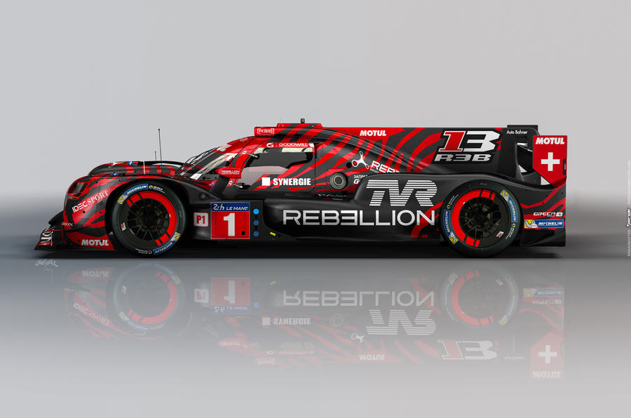 TVR Joins Rebellion as Partner