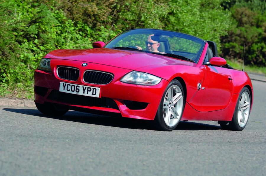 Used car buying guide: BMW Z4 M | Autocar