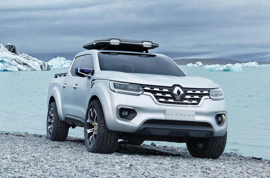 new car model release dates ukRenault Alaskan production model leaks ahead of reveal  Autocar