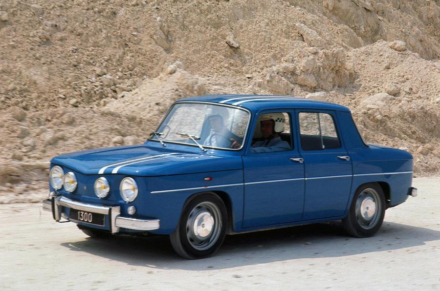 Renault 6 Gordini - stationary side
