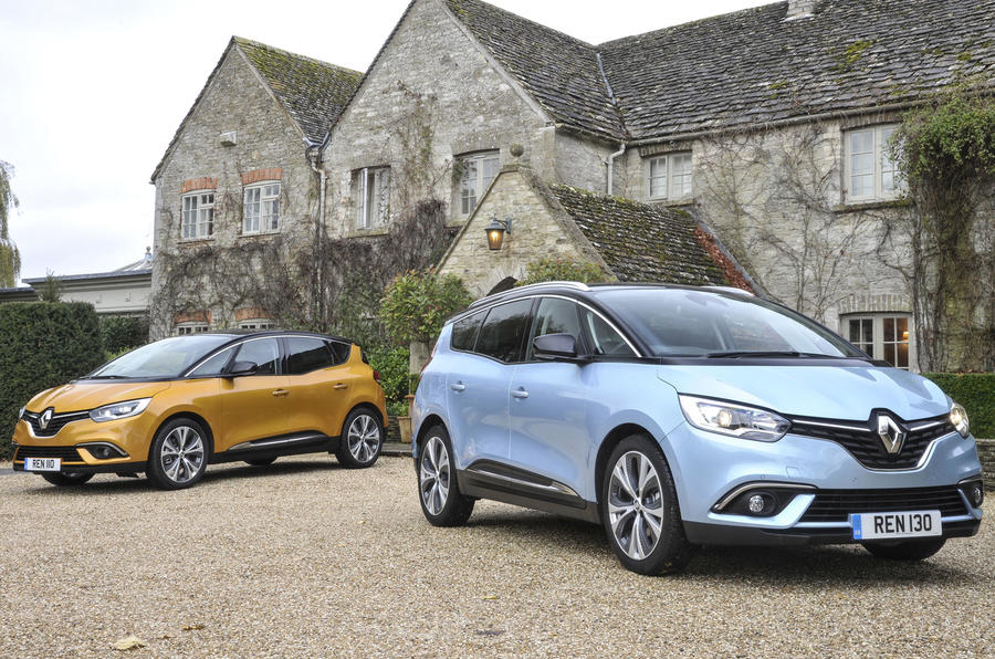 Renault Scenic range introduces all-new 1.3-litre petrol engine